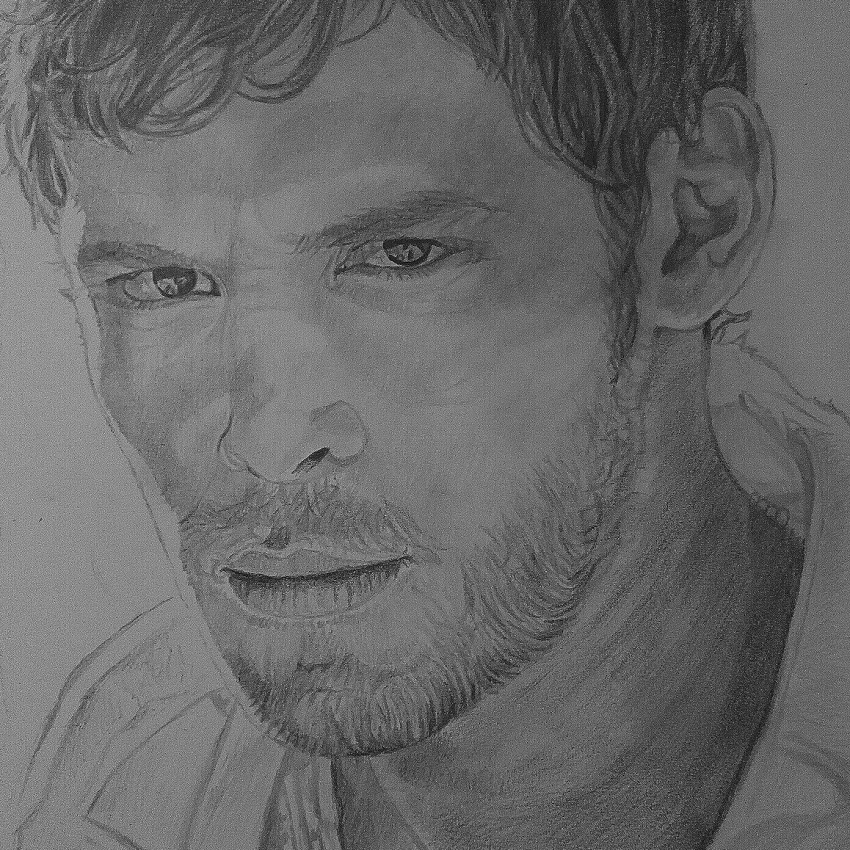 Joseph Morgan by g1adina87